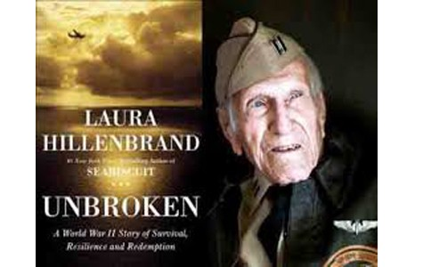 """Survival, resilience, redemption: A review of the blockbuster """"Unbroken"""""""