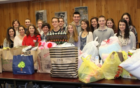 Italian Honor Society makes a difference