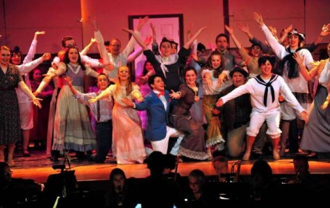 "WMHS's ""The Music Man"" is a hit"