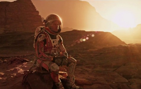 """The Martian"" is a blast"