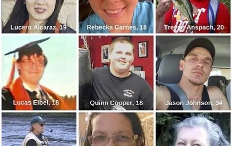 An epidemic: Multiple school shootings stun nation