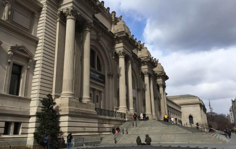 Western Civilization students travel back in time to ancient Greece and Rome at the Met
