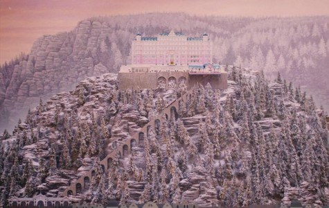 The Grand Budapest Hotel is a wonder