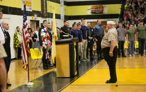 Highlanders honor the fallen on War and Remembrance Day