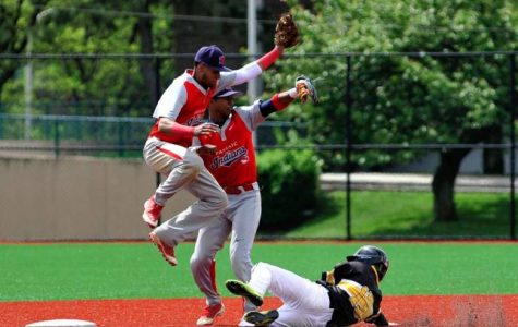 Baseball team solidifies a win in Semi-finals
