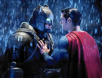 """Batman vs. Superman"" is all hype and no substance"
