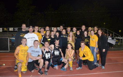 Track makes championships!