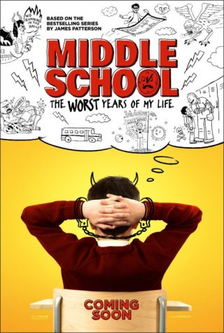 """Middle School"": The worst movie adaptation of my life"