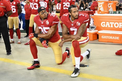 Kaepernick's actions criticized