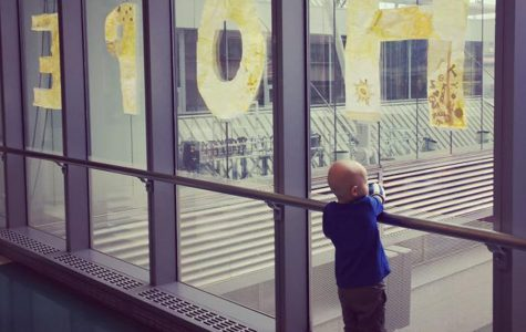 Local toddler fights cancer: Benny Rudy's Battalion
