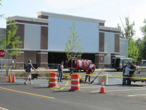 Shoprite Renovations underway