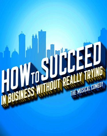 """How to Succeed in Business Without Really Trying"" coming soon!"