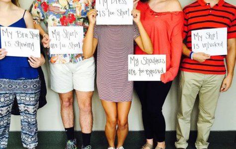 Dress codes miss the mark, objectify women
