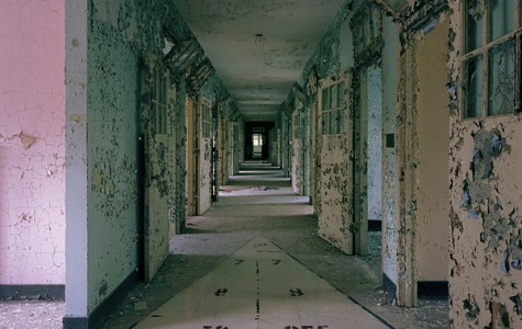 Historic abandoned psychiatric hospital to be demolished