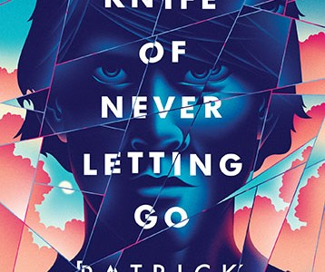 """The Knife of Never Letting Go"" is a hit"