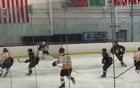 West Milford Ice Hockey team ties up Ramapo