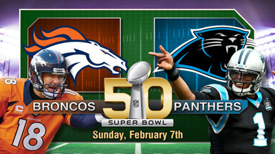 Super Bowl 50 is approaching