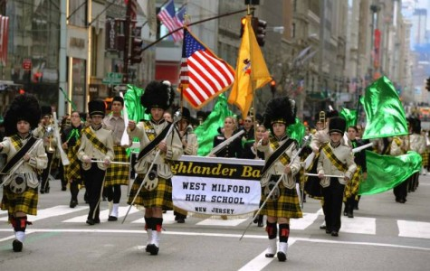 St. Patrick's parade pleases