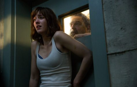 """""""10 Cloverfield Lane"""" is a satisfying, suspenseful thriller"""