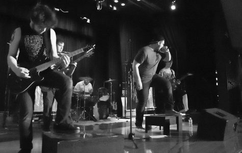 First ever Battle of the Bands rocks the night away
