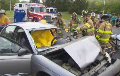 DUI Reenactment sends a somber message to students