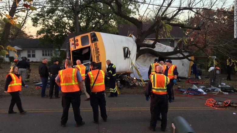 Chattanooga+bus+driver+kills+six+children+in+crash