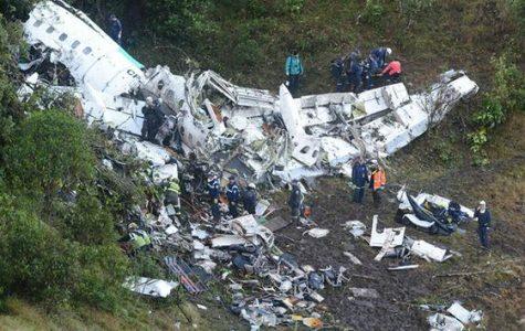 Plane crash kills seventy-one