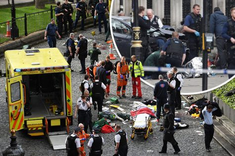 London remains resilient after attack