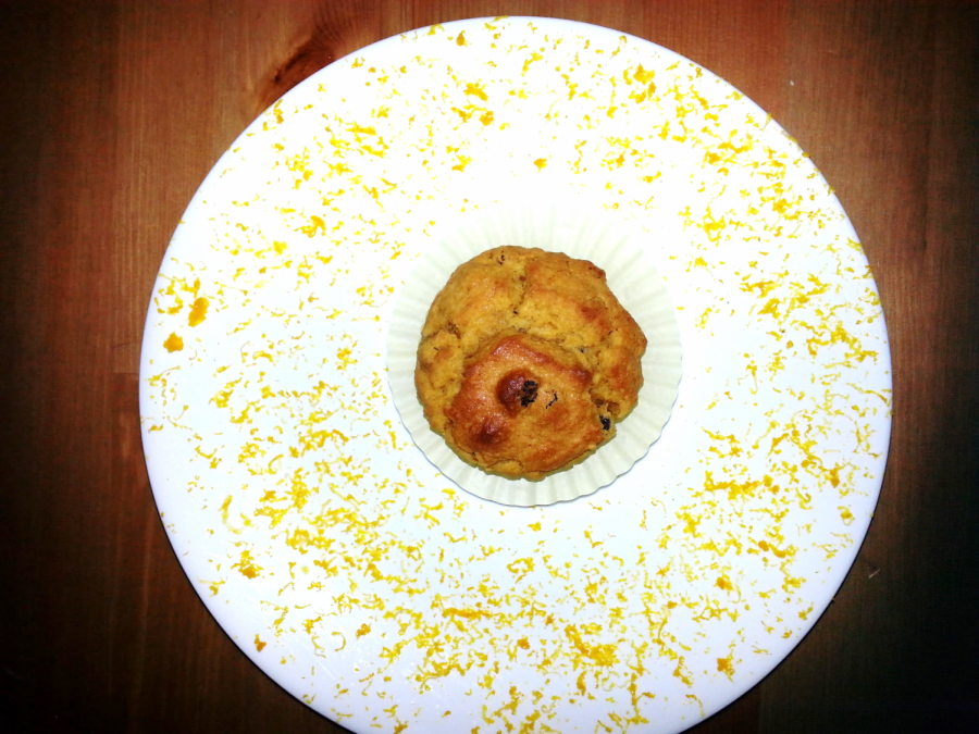 Above%3A+Zesty+pumpkin+raisin+muffins%2C+the+perfect+fall+treat.+Photo+Courtesy%3AKalleen+Rose+Ozanic