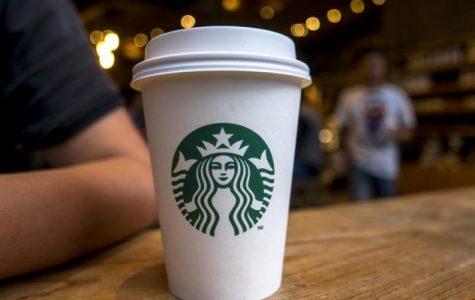 Starbucks slam dunks Dunkin'