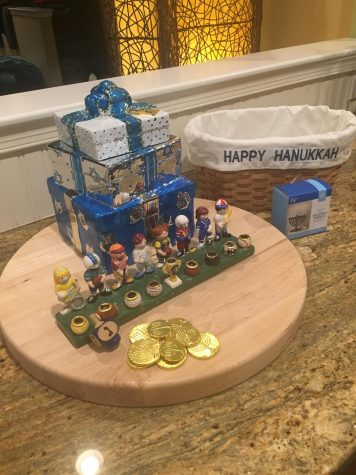 Hanukkah brings traditional fun