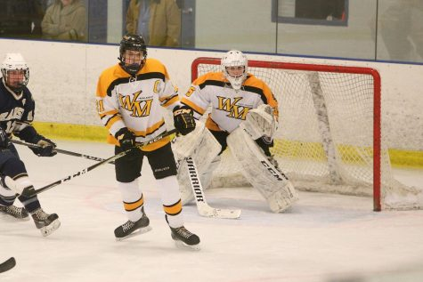 WMPQ ice hockey seeking success