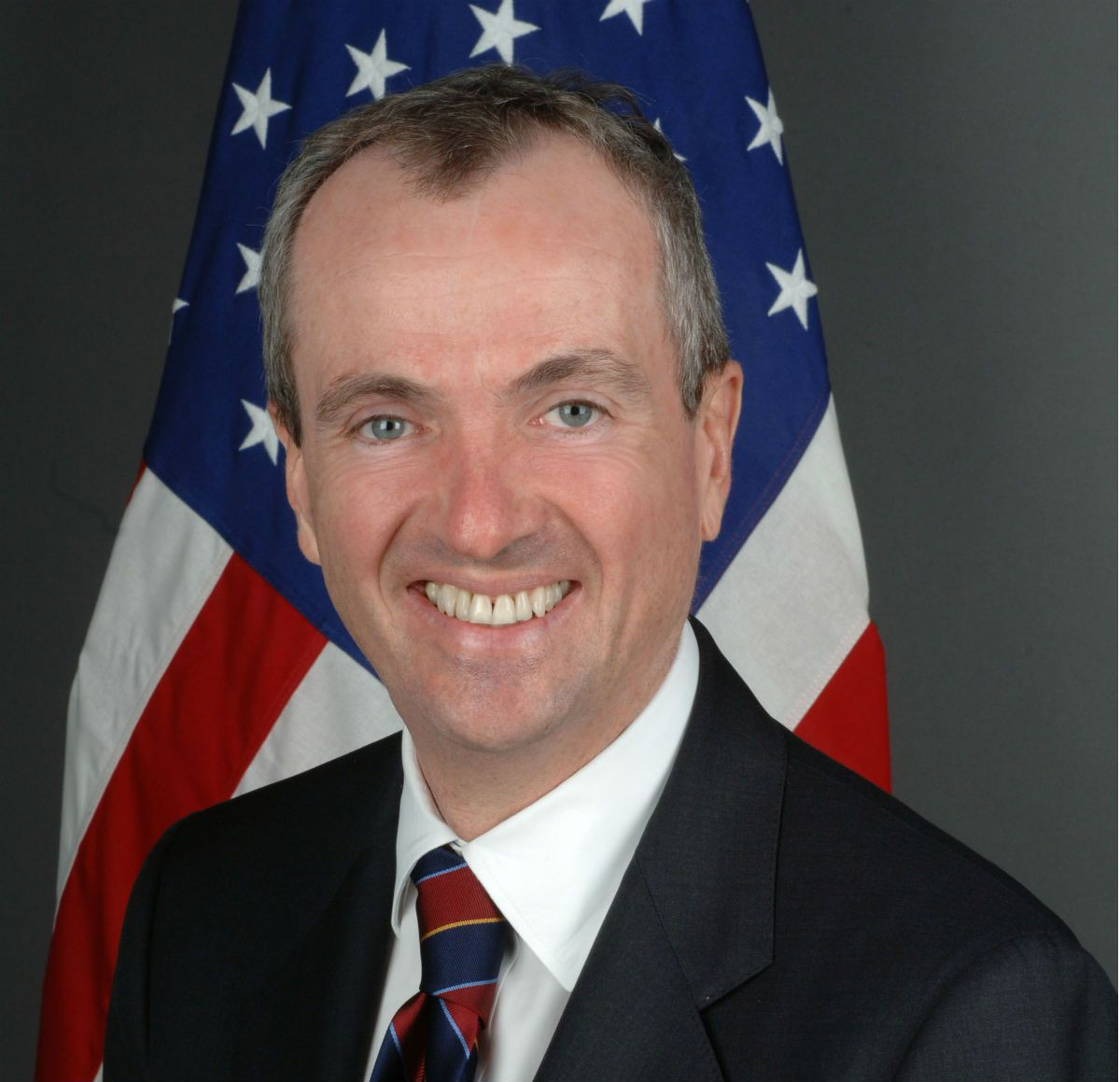 The 56th Governor of New Jersey, Phil Murphy