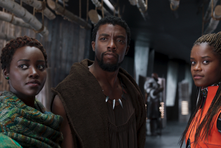 "Review: ""Black Panther"" tests industry standards"
