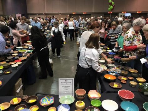 Filling up Empty Bowls