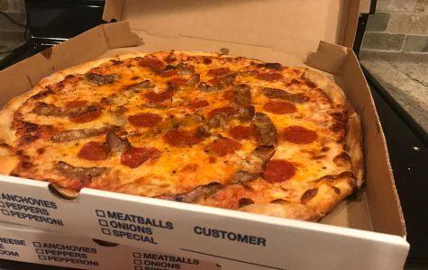 Perusing pizza parlors