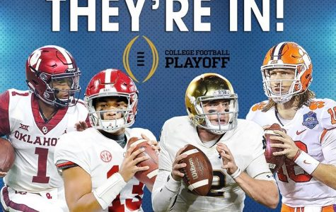 The College Football Playoff Quarterbacks Photo Courtesy: Rivals.com
