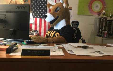 Oh, deer! Bucky overthrows Pollaro as chief