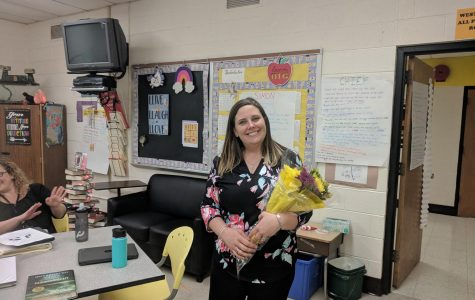 Scully named WMHS Teacher of the Year