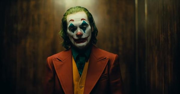 Above: Phoenix as The Joker. Photo Courtesy: Forbes.com.