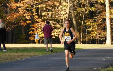 Boys Cross Country runs to victory
