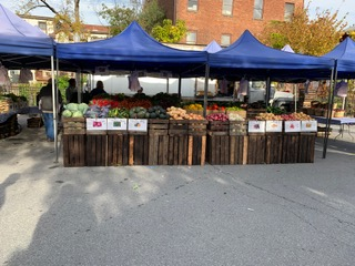 """Fall"" in love with Warwick Farmer's Market"