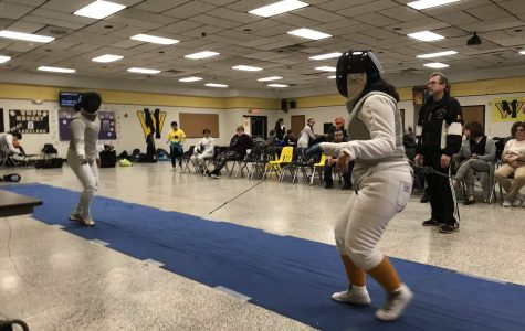 Coaches take a 'stab' at fencing