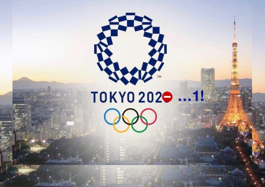 A pretty easy fix to the Olympics logo, as all they needed to do was cut out the zero